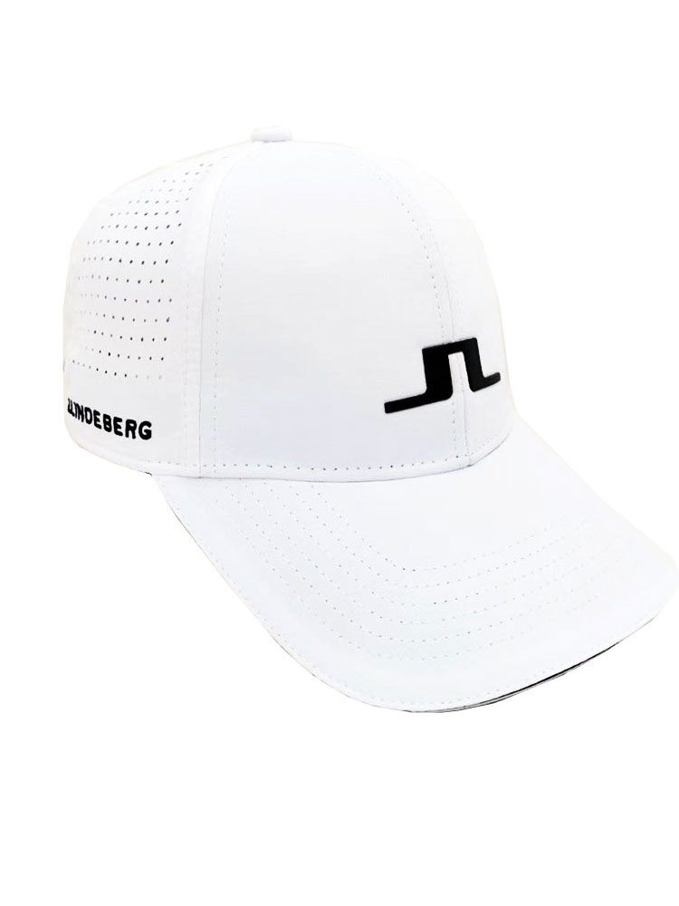 New Golf Hat 4 Colors Outdoor Sports Cap Unisex JL Hat Sunscreen Shade Sport Golf Cap