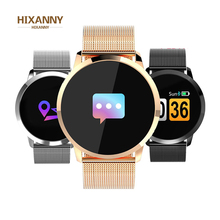 NewQ8 Smart Watch OLED Color Screen Smart Electronics Smartwatch Fashion Fitness Tracker Heart Rate bluetooth Men Man Women Band kw18 bluetooth smart watch women men sport fitness tracker watches fashion heart rate smartwatch sim ips screen smartwatches men