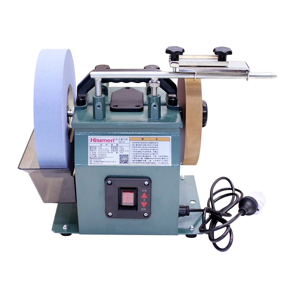 Water-cooled Grinder Electric Knife Sharpener Low Speed Grinding Machine 220V High Quality