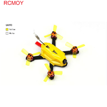RCMOY UAV90 PNP Brushless FPV RC Racing Drone Mini Four-alxe Brushless Quadcopter FRSKY AC800 / FASST FM800 Receiver