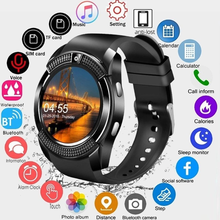 V8 SmartWatch Bluetooth Smart Watch Touch Screen Wrist