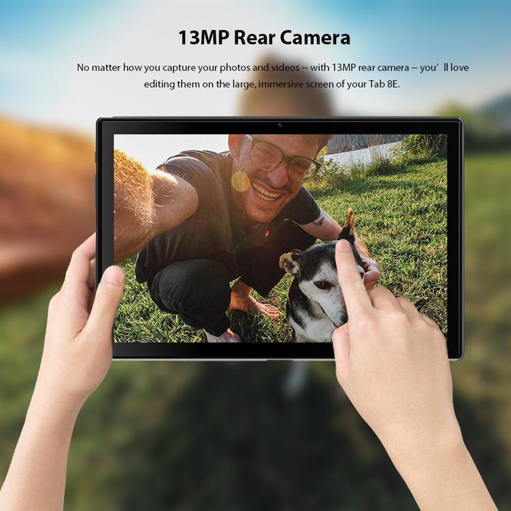 Blackview Tab 8E 10.1 Inch Android 10 WIFI Tablet PC 3GB RAM 32GB ROM 13MP Rear Camera 6580mAh Battery Octa Core Dual Speakers 3