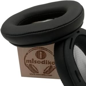 Image 3 - Kit Kit de Substituição Ear Pads Almofada para Sony MDR 1R misodiko, MDR 1RBT, MDR 1RNC, MDR 1RMK2, peças de Reparo de fones de ouvido Earpads
