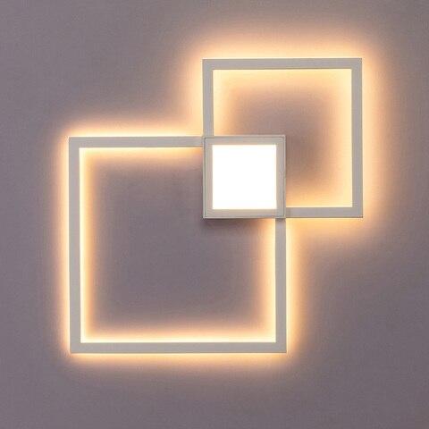 cozinha minimalista lampada de parede sala estar
