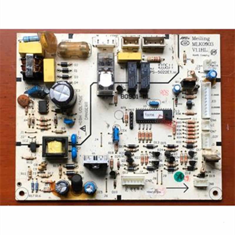 Для холодильника бортовой компьютер DJG-C02-ZD-FP 1150900060 B0901 B0901-ML MLK0903 V1.1HL C1204 C1204_c BCD-350W C1046-ML MLK1012