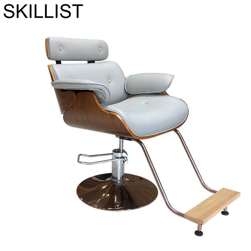 Sessel Mueble Fauteuil barbier Salon de beauté meubles Cabeleireiro barbier Barbearia Silla Cadeira chaise de barbier
