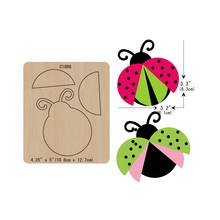 New ladybug Wooden die Scrapbooking C1898  Cutting Dies