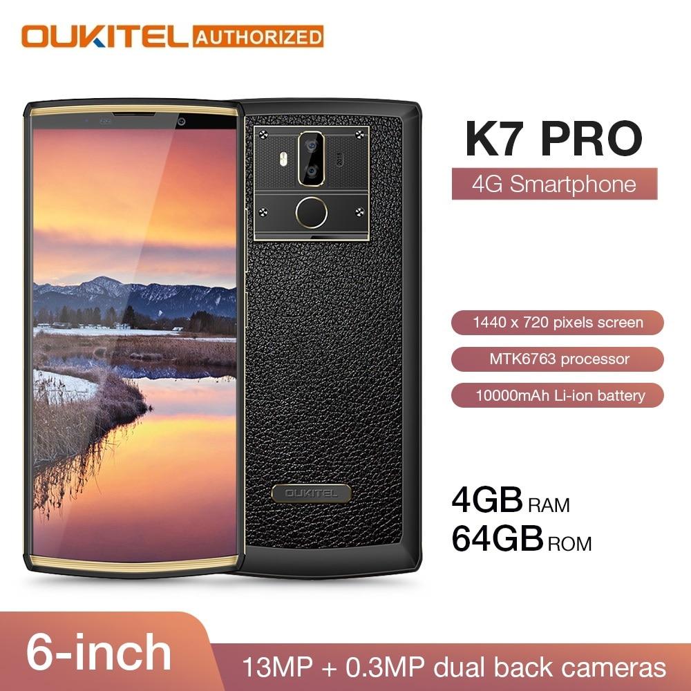 OUKITEL K7 Pro 4G…