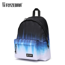 цена на Personality Tide brand Korean version of the simple shoulder bag male computer backpack female college wind campus student bag
