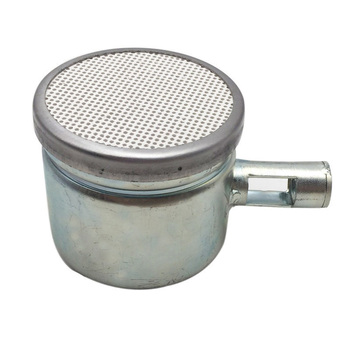 New Ceramic Plate Round Small Burner For Gas Heater Gas Boiler Deck Heater Repalcement Mini Infrared Burner Part riello 40g5lc one stage diesel oil burner riello g5 industrial diesel burner use for oven baking boiler