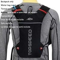 Black Backpack only