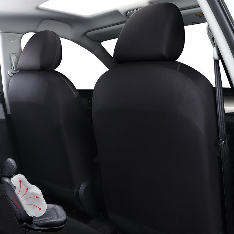 Couverture de Siège de voiture de 11 pièces En Cuir Pu Siège Appuie Automatique pour Chevrolet Captiva 2017 Chevy Cruze Equinox 2018 Lacetti Malibu - 4