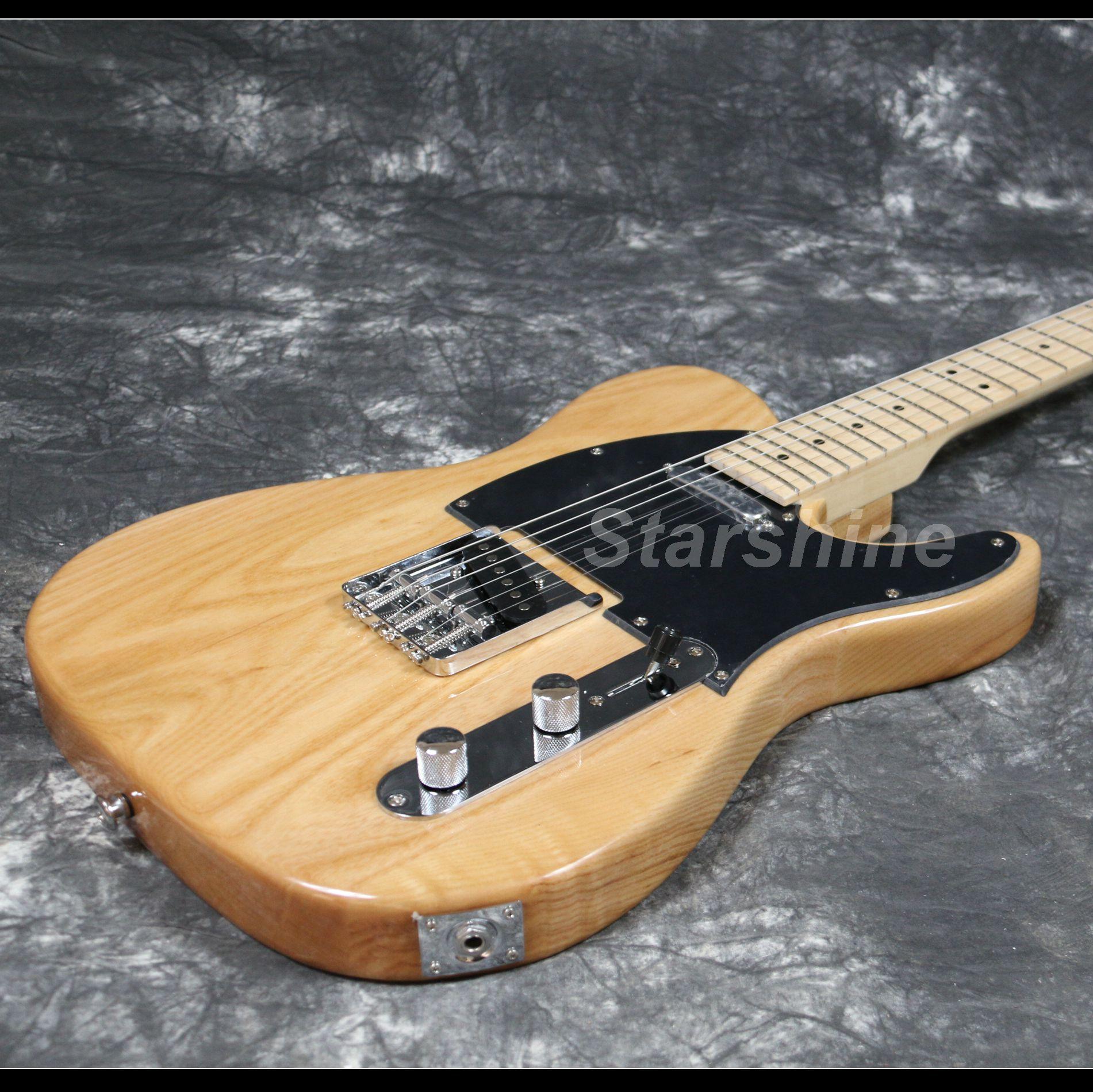 T-ER14 ELM Body Electric guitar  Free Shipping