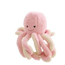 Stuffed Toys Pillow Animal-Doll Octopus Plush Home-Accessories Girl Gift Creative Sea