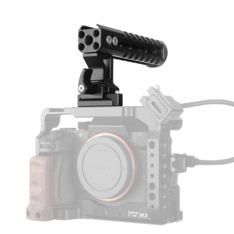 Udhëzim kafazi kamera Selens a7iii a7r3 a7m3 për mbajtësin e - Kamera dhe foto - Foto 4