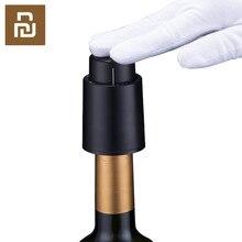 Xiaomi Wijn Stopper Plastic Vacuüm Geheugen Wijn Stopper Verzegelde Opslag Stopper Wijn Kurken Hogere Kosten Prestaties