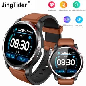 """Image 1 - W3 1.3 """"ספורט חכם שעון אק""""ג HRV SPO2 צמיד שעון לחץ דם חמצן קצב לב צג חכם צמיד כושר tracker"""