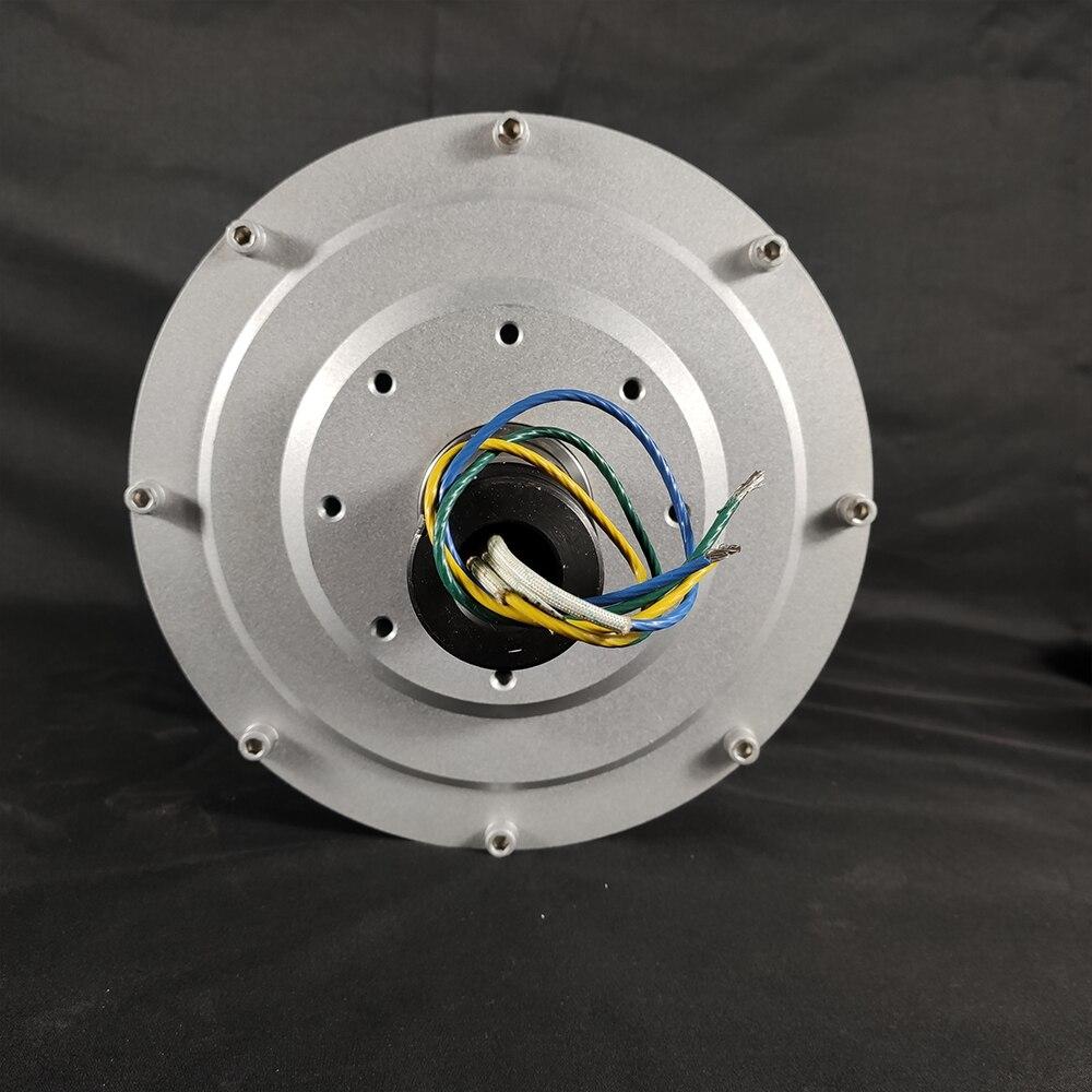 uso permanente coreless do motor gerador 04