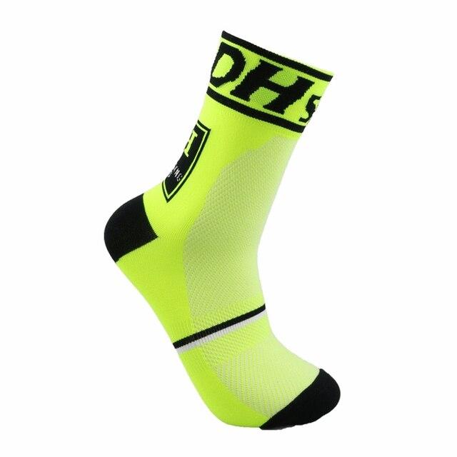 fgdjfhsdfgsdfh DH013 Comfortable Fashionable Outdoor Cycling Socks Men Women Professional Breathable Sports Socks Basketball Socks