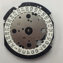 Watch-Movement-Accessories Japanese VD33 Three-Pin Single-Calendar Without-Battery New