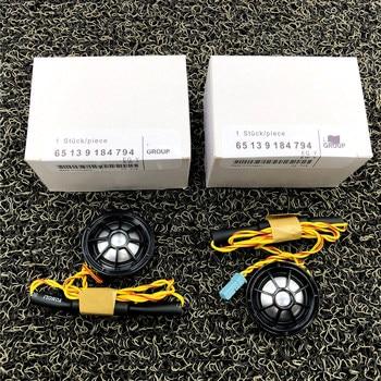 Samochód frontowe drzwi głośnik wysokotonowy dla BMW F10 F15 F16 F30 G30 E90 E70 serii muzyki Hi-Fi stereo zakres częstotliwości głośnik tubowy 65139184794