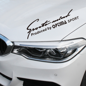 Auto Headlight Vinyl PVC Decals Car Stickers Decoration For kia optima k5 2014 2015 2016 2017 2018 accessories image
