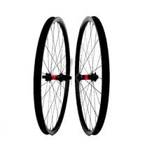 29er mtb bike wheels DT240S straight pull increase 110×15 148×12 12 pace mtb disc wheel 30x24mm tubeless asymmetry carbon wheelset