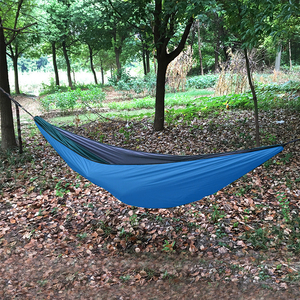 Image 5 - Rede portátil saco de dormir underquilt hammock térmica sob cobertura de isolamento de rede acessório para acampamento
