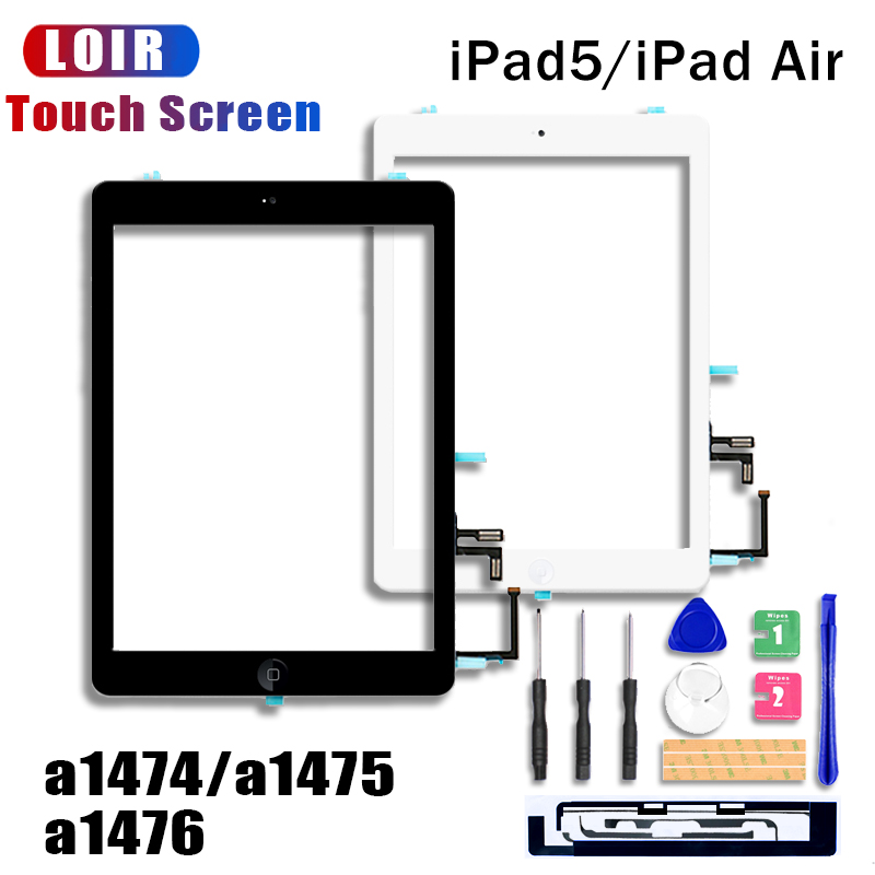 Replacement For iPad Air 1st A1474 A1475 LCD Display Touch Screen Assembly Tool
