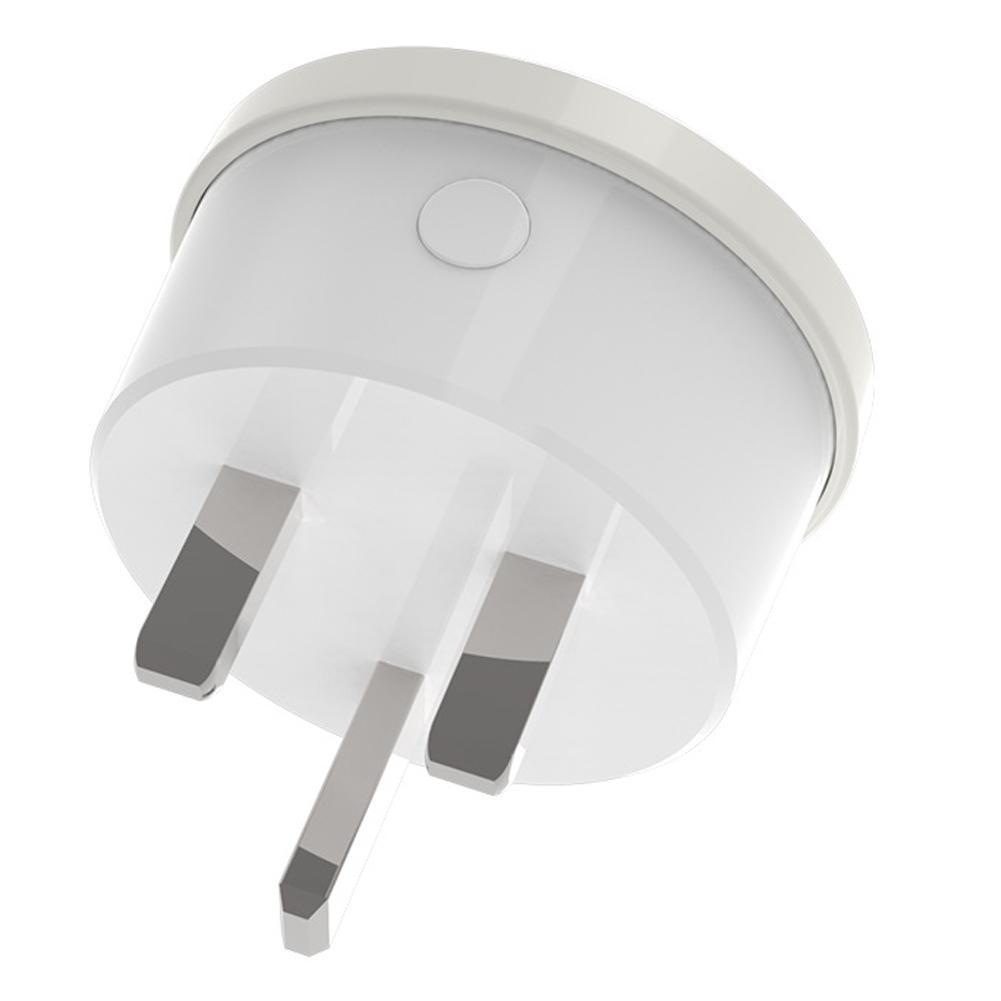 UK Smart Plug Mini Wireless APP Remote Control Timing Outlet Socket Smart Socket Smart Smart Socket Smart Plug Socket