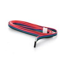 1 м кабель для подключения 4-контактный XH2.54(Национальная ассоциация владельцев электротехнических предприятий) шаговый двигатель 42-шаговый двигатель хорошего качества для прочен и устойчив использовать шаговый двигатель s инструменты