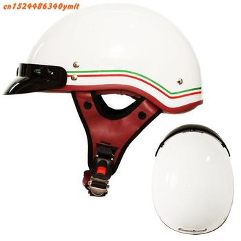 2019 Tanked Racing Motorcycle Bike open face helmet cascos capacete brand helmet motocross helmets female motorcycle helme