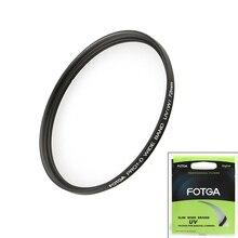 Переходное кольцо для объективов FOTGA PRO1-D ультратонкий защитный УФ-фильтр 43/46/52/55/58/62/67/72/77/82/86 мм