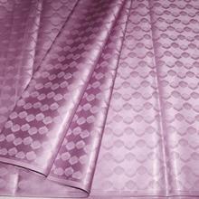 Soft Atiku Fabric For Men Purple Lace Fabric High Quality Bazin Riche Similar Getzner 2020 Latest Bazin Brode Getzner Lace 5Y/PC