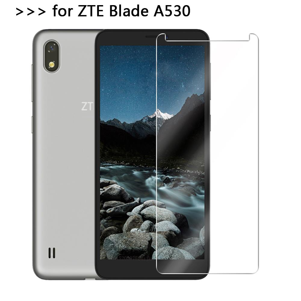ForZTE A530 Glass Tempered Glass ZTE Blade A530 Screen Protective Film Steel LCD For ZTE A530 A 530 Mobile Phone Protector Cover