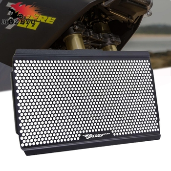 New Black Radiator Guard For YAMAHA TENERE 700 XTZ700 2019-2021 2020 Tenere700 Aluminum Motorcycle Grille Cover