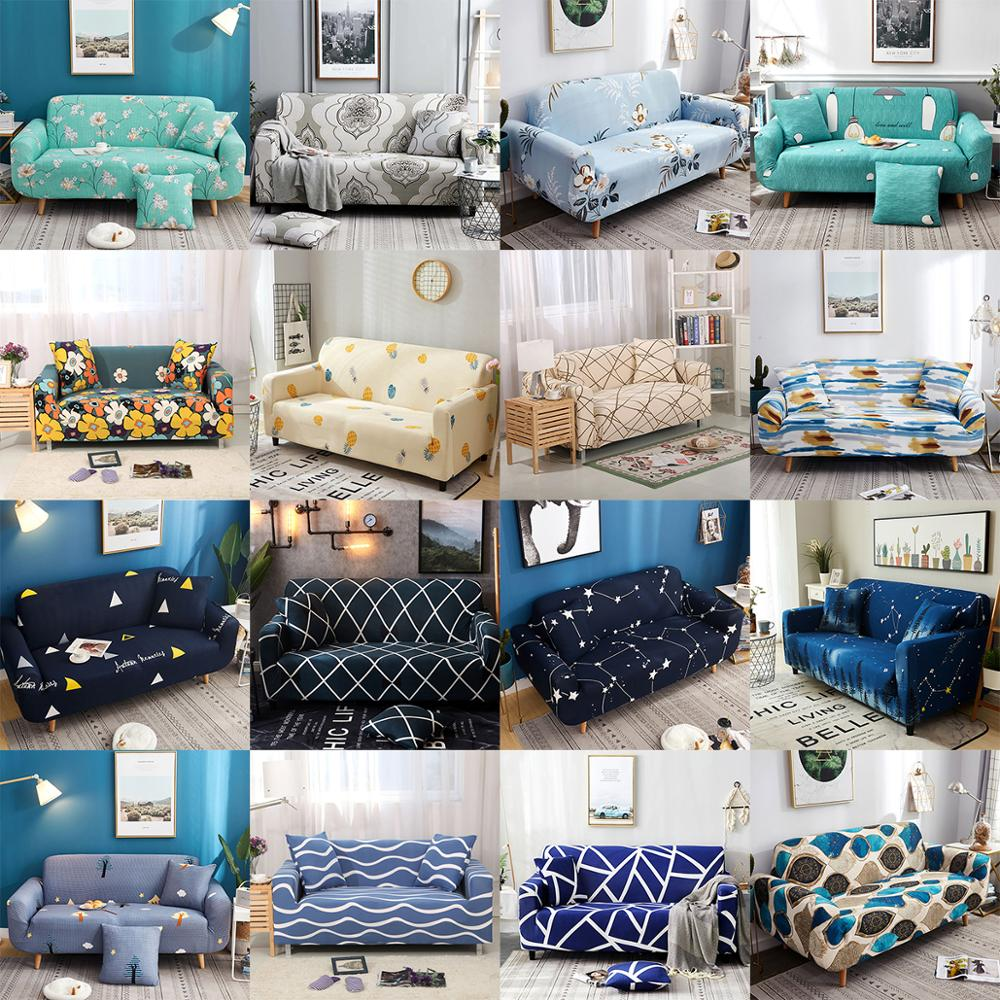 LuanQI Sofa Cover Stretch Force Universal Elastic Couch Cover House Canape Slipcovers Case Sofa Chaise Slipcover Cover Canap