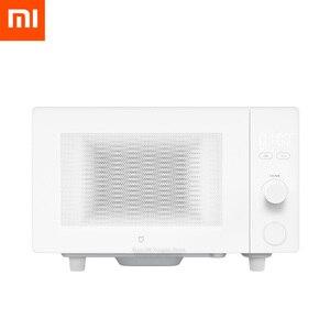 Image 1 - Xiaomi חכם מיקרוגל תנור טוסטר משולב מכונת 23L קיבולת סטריאו אחיד מהירות חמה סיווג הפשרה App בקרה