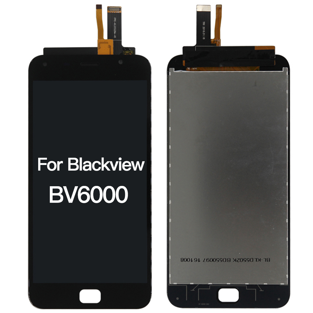 100% Tested LCD For <font><b>Blackview</b></font> <font><b>BV6000</b></font> LCD Display Touch Screen Digitizer Assembly Panel Replacement <font><b>Parts</b></font> For <font><b>Blackview</b></font> <font><b>BV6000</b></font> image