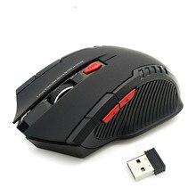 2,4 GHz Drahtlose Mäuse Mit USB Empfänger Gamer 2000DPI Maus Für Computer PC Laptop