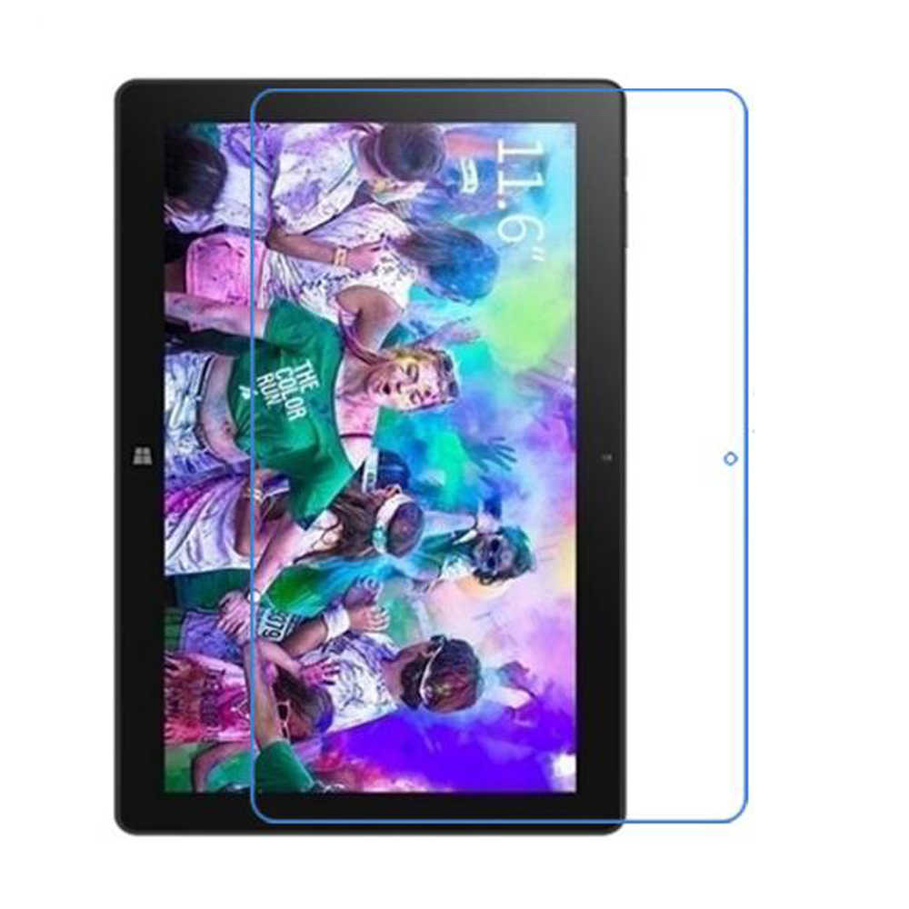 """2x Clear Films + 2x Schone Doek, LCD Clear Screen Protector Film Guards Voor CUBE iwork1x iwork 1x i30 Z8350 11.6 """"Tablet"""