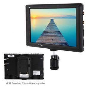 Image 4 - Feelworld FW279S 7 inch 3G SDI 4K HDMI DSLR Camera Field Monitor Ultra Bright 2200nit Full HD 1920x1200 LCD IPS for Outdoors New