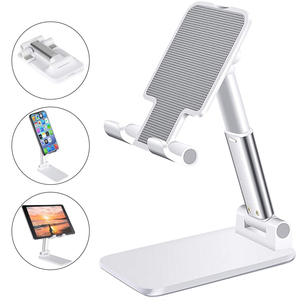 Adjustable Tablet Holder Cell Phone Stand Foldable Extend Support Mobile Phone Holder For iPhone 7 8 X XS iPad Xiaomi mi