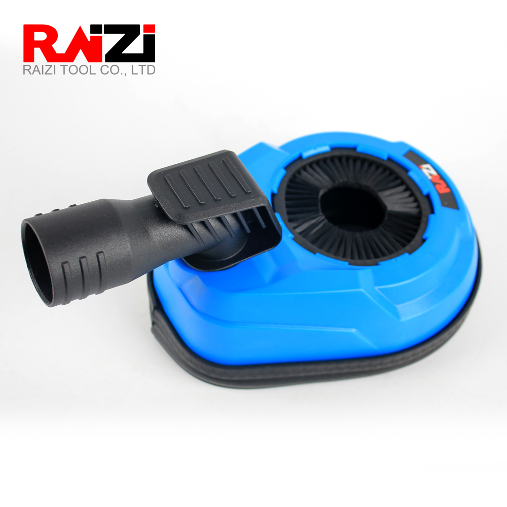 Raizi Electric Hammer Drill Dust Cover For Drilling Dust Collector Attachment 35 Mm Core Universal Drill Dust Shroud