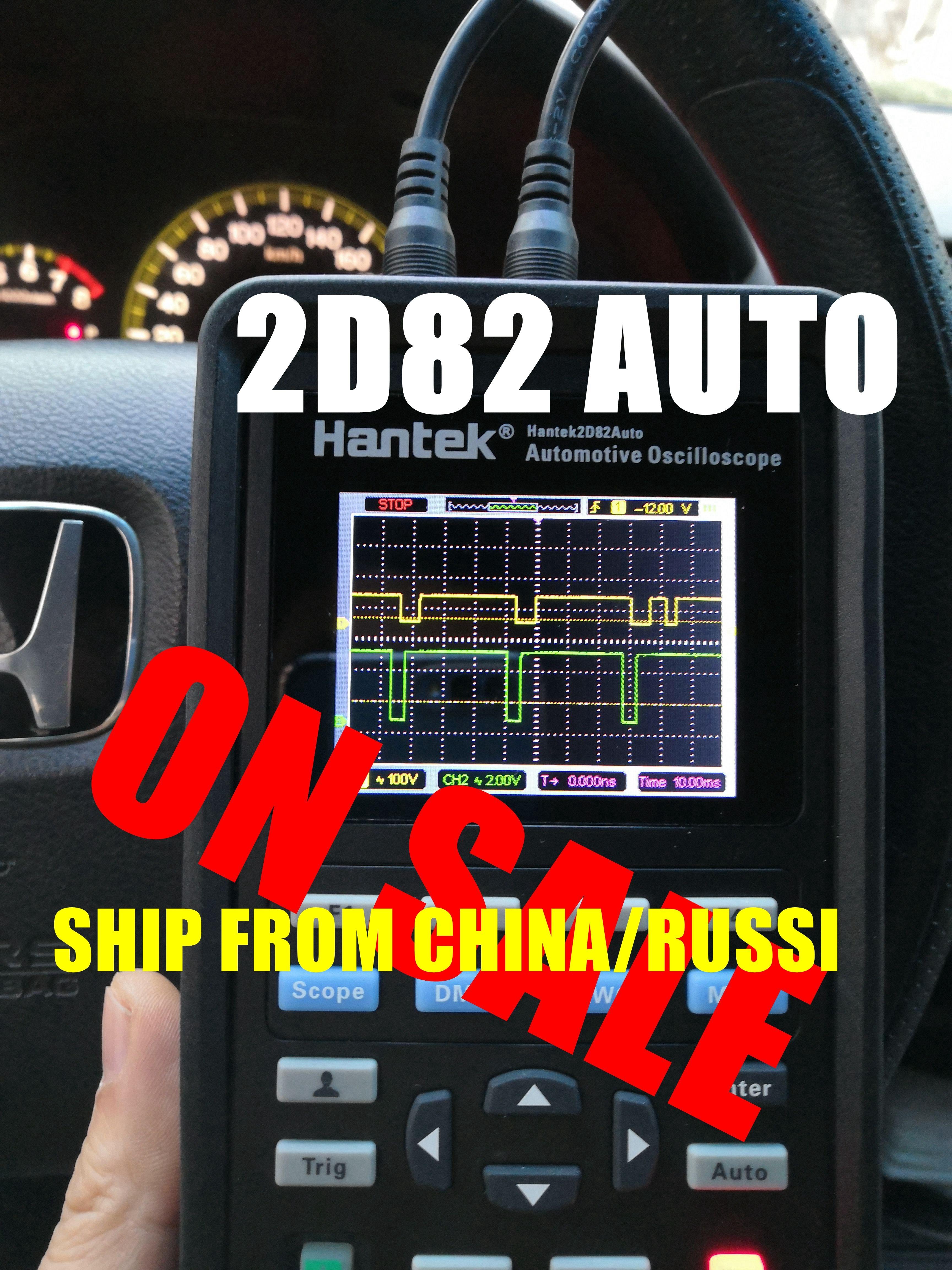 2d82auto Hantek osciloscópio automotivo hantek 2d82 auto 2c4 2/2d7 2/2d4 2/2c7 2/2d82 digital handheld portátil 3in1 4in1