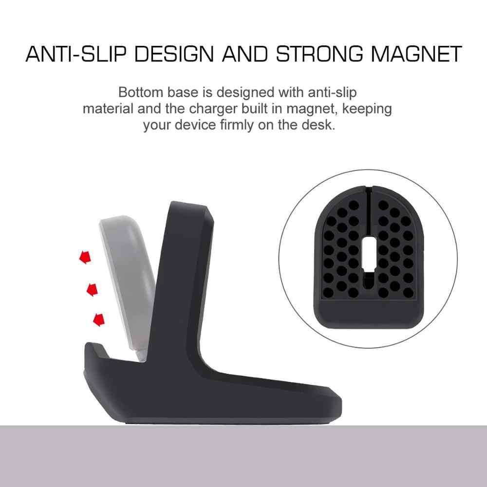 מטען המרת טעינת Dock Stand סוגר עבור Samsung Galaxy פעיל 2 40mm 44mm להקה צפו אבזרים Active2