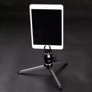 Image 5 - Настольный кронштейн XILETU MT26 + XT15 с высоким подшипником, настольный мини штатив и Шариковая головка для цифровой зеркальной камеры, беззеркальной камеры, смартфона