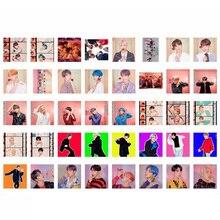40 шт. Bangtan Boys TXT карта душа персонажа говорить себя люблю себя Фотокарта LOMO карта JIMIN JIN SUGA J-HOPE JUNG KOOK