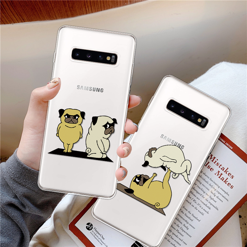 For <font><b>Samsung</b></font> A30 A50 A70 A51 A71 A70S A01 A10 A20 A30S A40 A60 A80 A90 Cover For <font><b>Samsung</b></font> A8 A7 A6 Plus A5 2018 2017 <font><b>2016</b></font> Case image