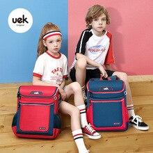 Travel-Backpack UEK for Elementary School Water-Resistant Bookbag Lightweight Classical